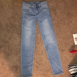 American eagle 00 Short super stretch jeans